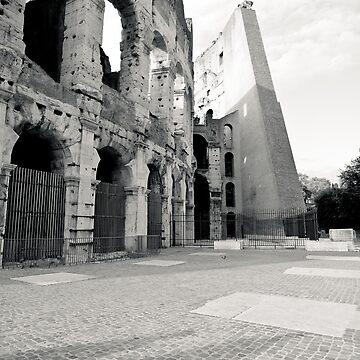 Il Mito di Roma - Colosseo (11 / 15) by giuliomenna
