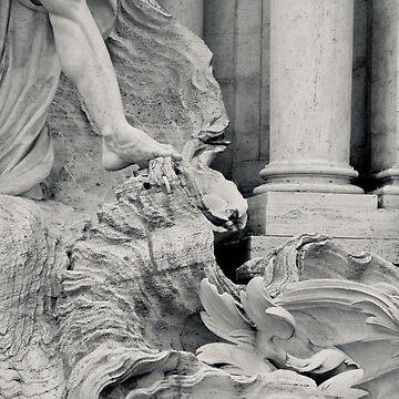 Il Mito di Roma - Fontana di Trevi (12 / 15) by giuliomenna