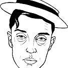 Buster Keaton - Classic Hollywood by Minnow Mountain