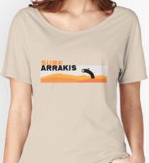 Surf Arrakis Women's Relaxed Fit T-Shirt