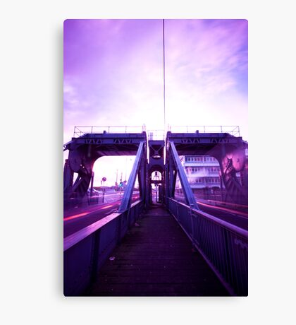 Dublin Docklands Canvas Print
