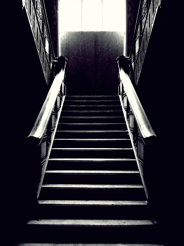 Climb ~ Pool Park Asylum by Josephine Pugh