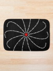 Stoic Excellence This Very Minute Bath Mat