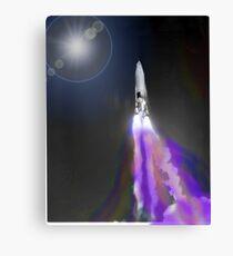 Atlas ICBM Launch Canvas Print