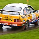 Sierra RS Cosworth by Willie Jackson