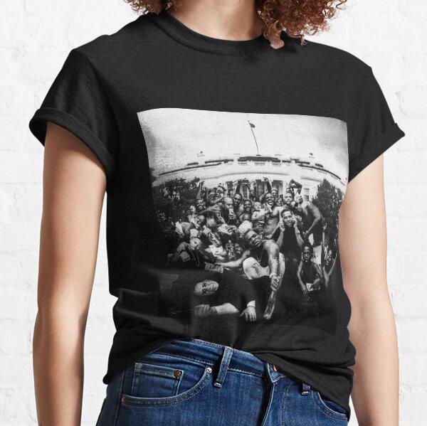 Pimp un papillon de Kendrick Lamar T-shirt classique