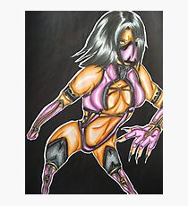 Mileena: HAHA! Let us Dance! Photographic Print