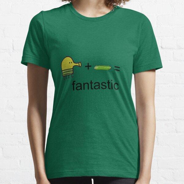 doodler+platform=fantastic Essential T-Shirt