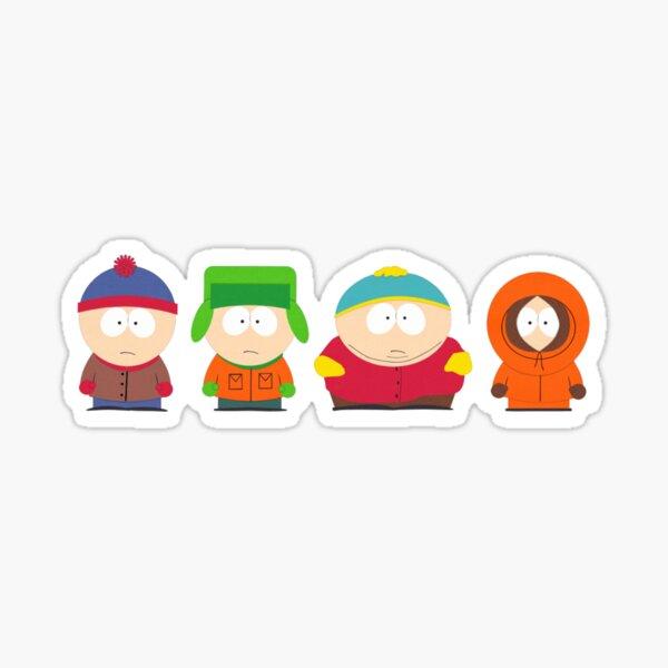 South Park Boys Pegatina
