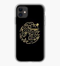 Wind & Rain & Phoenix '19 (Yellow) iPhone Case