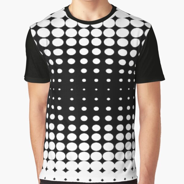 #metal #pattern #texture #abstract #steel #metallic #black #grid #hole #mesh #iron #design #textured #wallpaper #surface #gray #technology #material #backgrounds #round #seamless #circle #backdrop Graphic T-Shirt