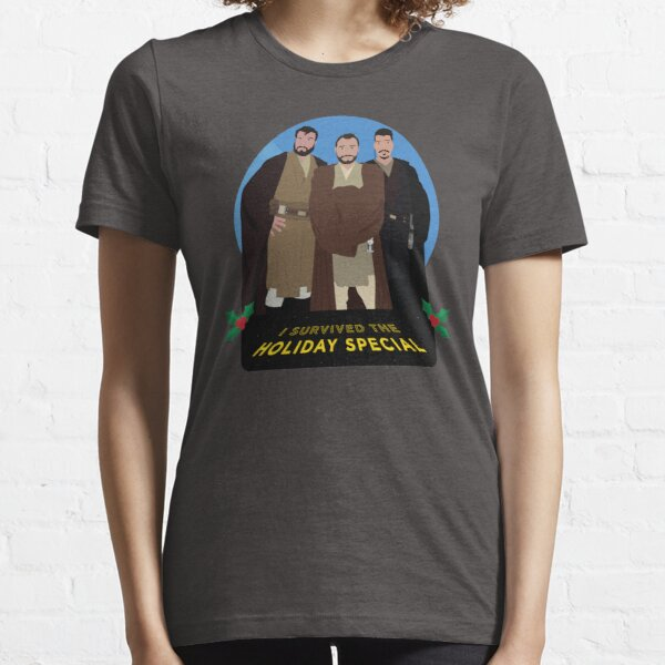 NBB I Survived The Holiday Special Essential T-Shirt