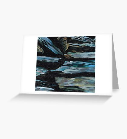 Welsh Wall Greeting Card