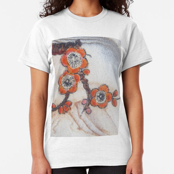 Coral Blossoms Classic T-Shirt