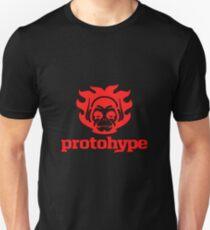 Protohype Logo - Red Unisex T-Shirt
