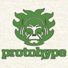 Protohype Logo - Green by David Avatara