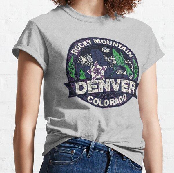 denver colorado Classic T-Shirt