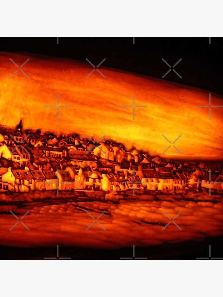 Pittenweem West Shore, Pumpkin Carving by MotiBlack