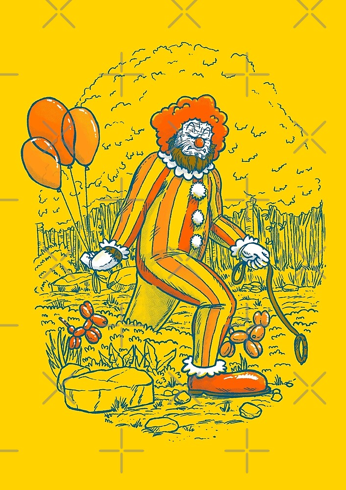 Clownfoot by nickv47