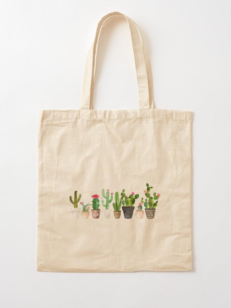 Alternate view of Cactus Tote Bag