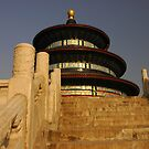 Stairway to (the Temple of) Heaven by Stephen Tapply