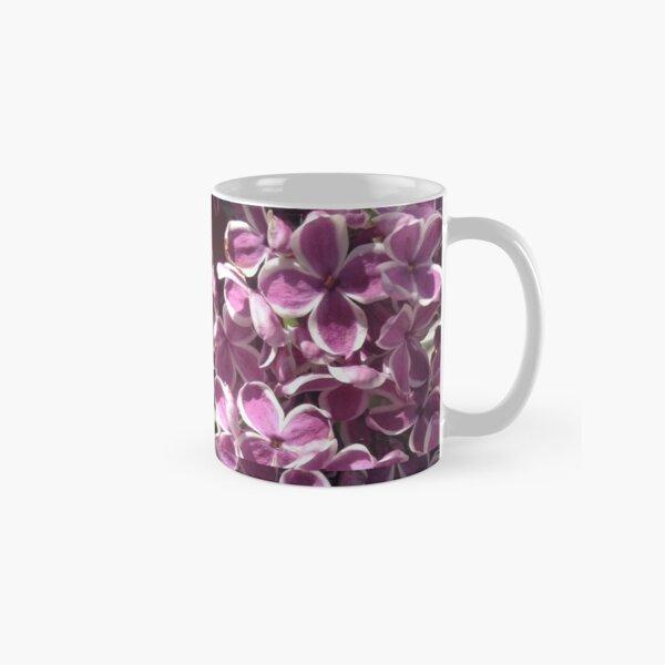 Lilacs Classic Mug