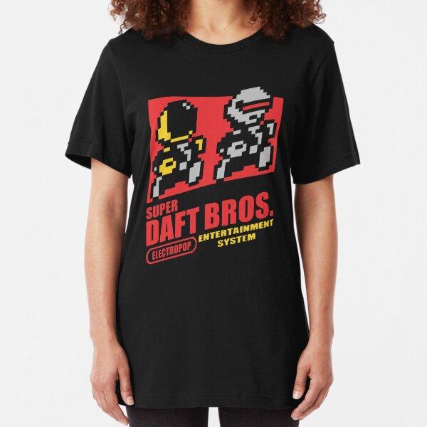 super daft bros Slim Fit T-Shirt