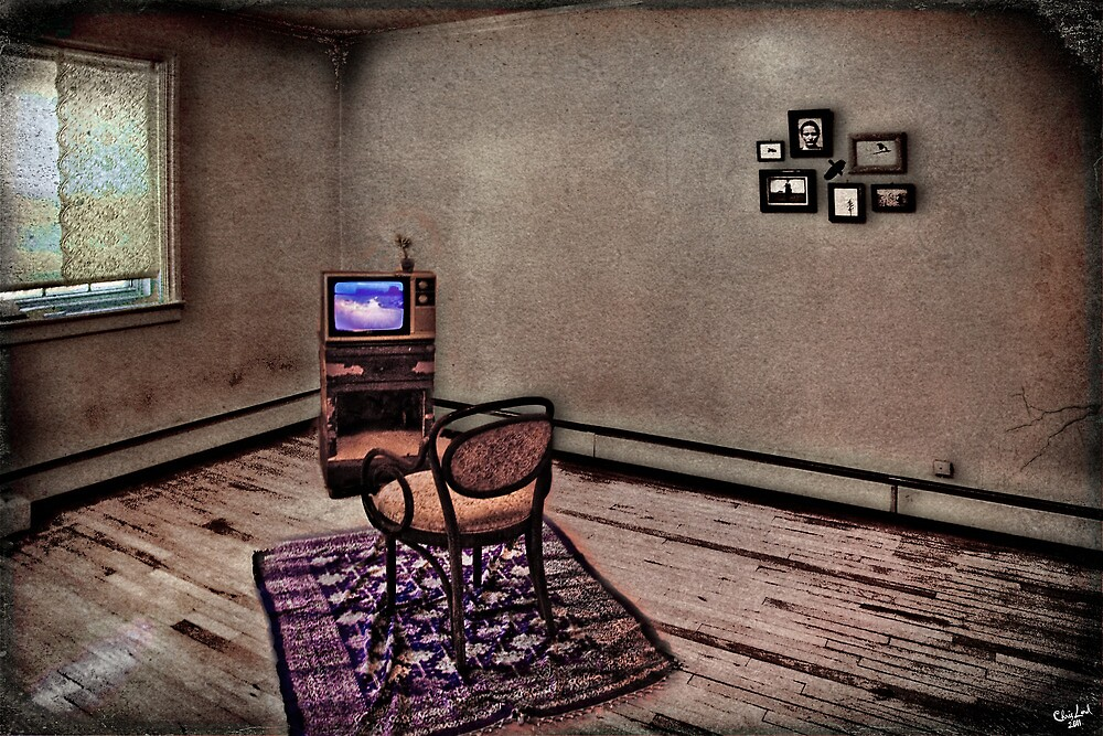 The Media Room by Chris Lord