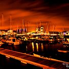 A Quiet Night, Sutton Harbour - Plymouth by WillTudor