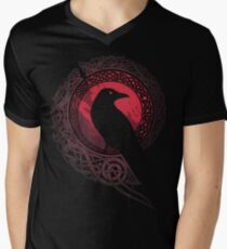 EDDA Men's V-Neck T-Shirt