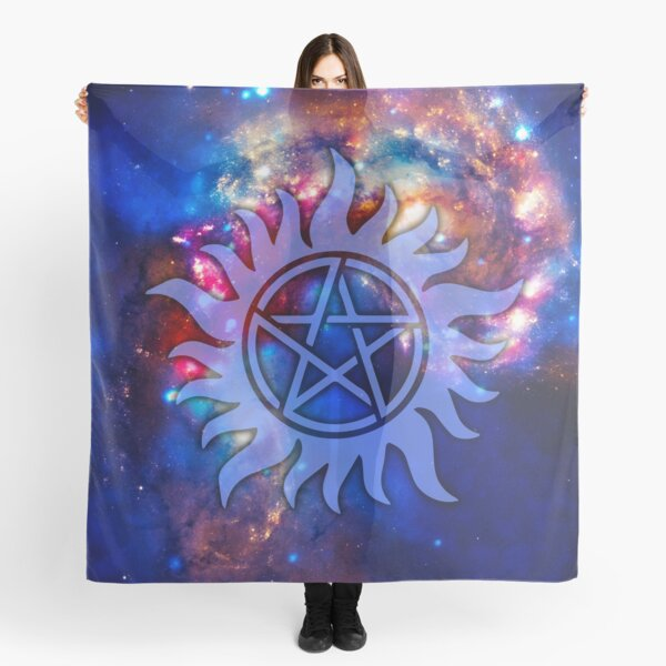 Supernatural Cosmos Scarf