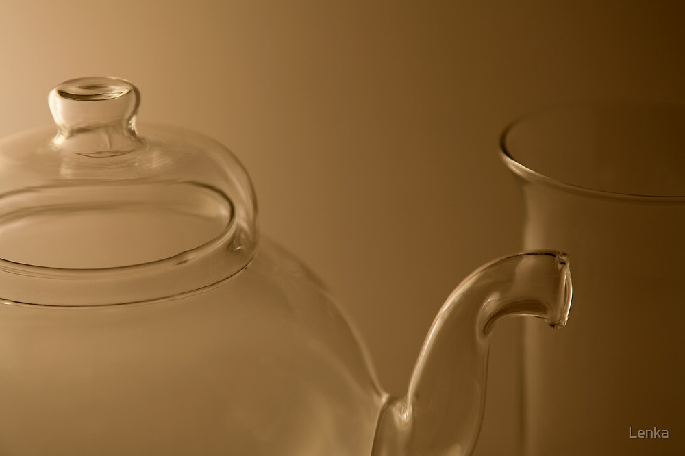 Shaped for tea (1) by Lenka