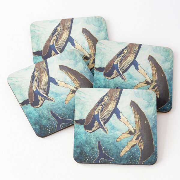 Ascension Coasters (Set of 4)