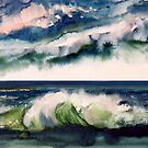 Stormy atmosphere by Marlies Odehnal