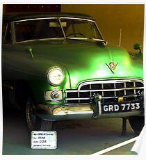 1949, Cadillac, USA Poster