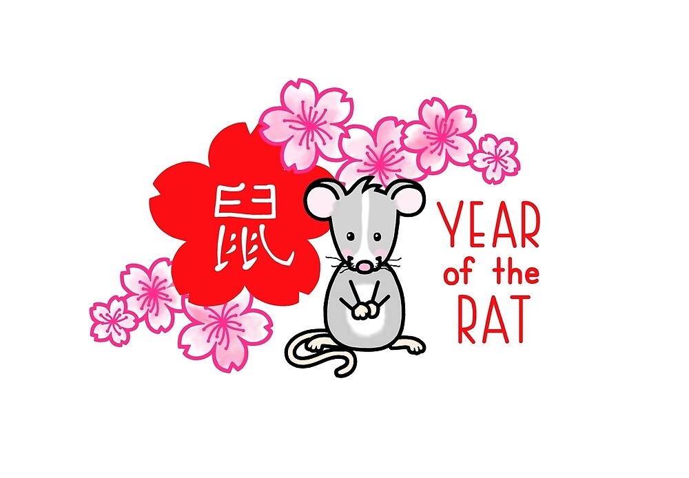 Year of the Rat by dandeliondesign