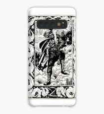 Kelmscott Zorro Case/Skin for Samsung Galaxy