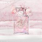 Pink Perfume bottle by MarleyArt123