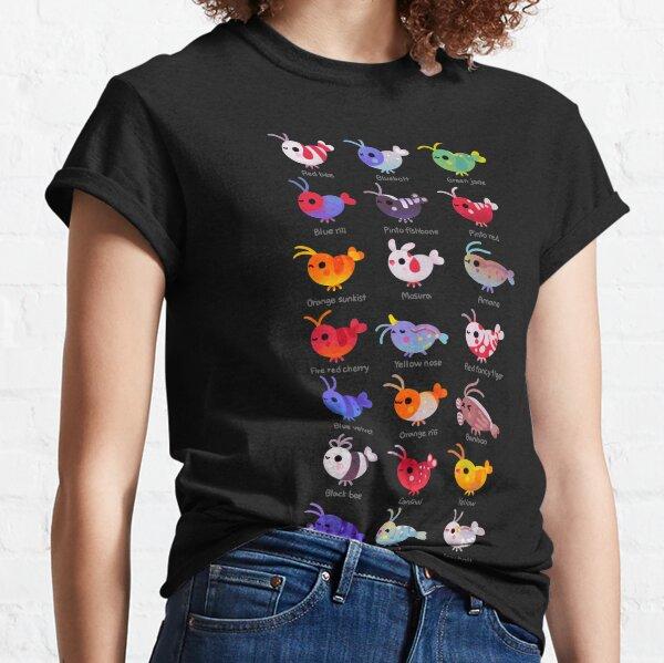 Freshwater shrimp - name Classic T-Shirt