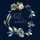 Hello Winter by hurmerinta