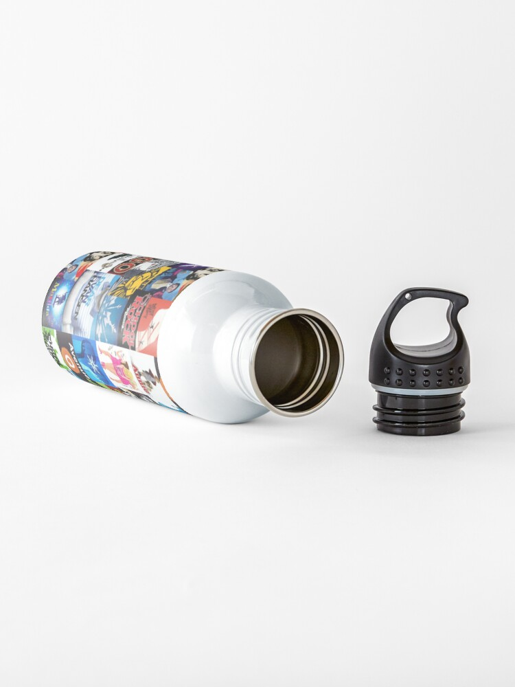 Alternate view of Musical Collage Water Bottle