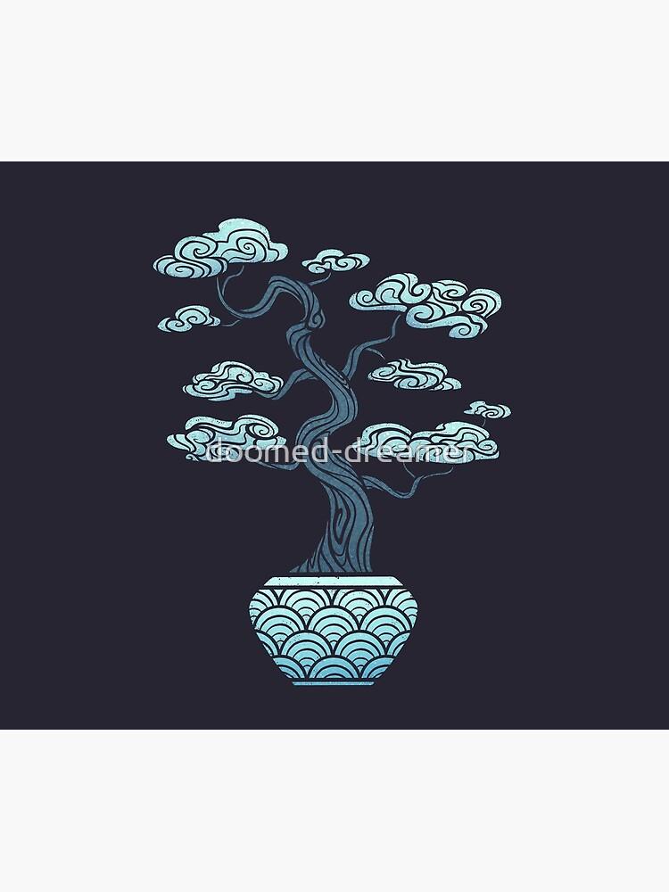 Sky Blue Bonsai by doomed-dreamer