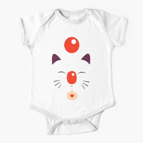 Mog! Short Sleeve Baby One-Piece