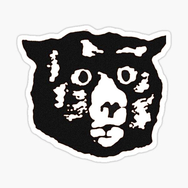 Monster Bear Sticker