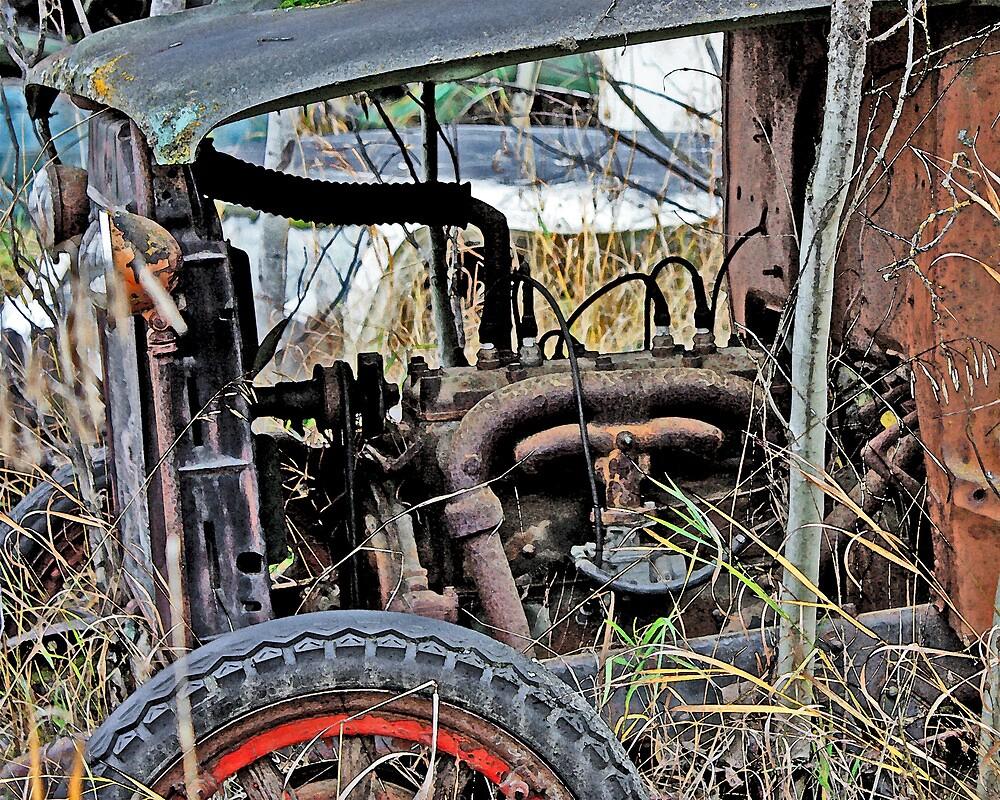 Down on the Farm 45 by Cripplefinger