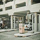 Parking's different in Kuwait by NicoleBPhotos