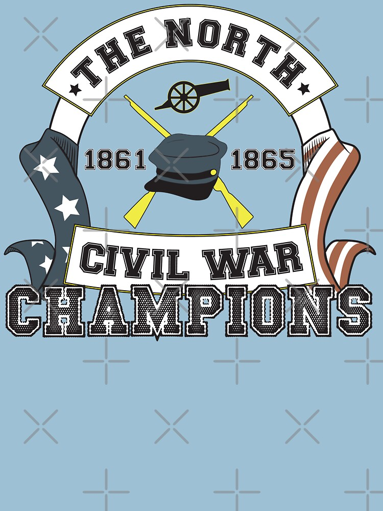 fcd84b93a TShirtGifter presents: The North - Civil War Champions - Notherner Pride - Union  Pride -