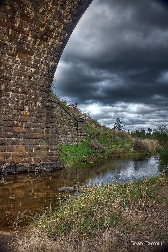 Under The Bridge I by Sean Farrow