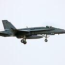 RAAF F/A 18 Hornet - Avalon Airshow by Peter Redmond
