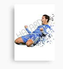 Eden Hazard #10 Canvas Print